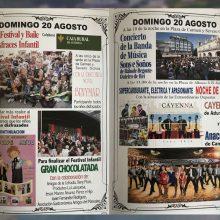 Fiestas de San Timoteo: Domingo 20 de Agosto