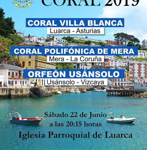 XVIII Encuentro Coral 2019