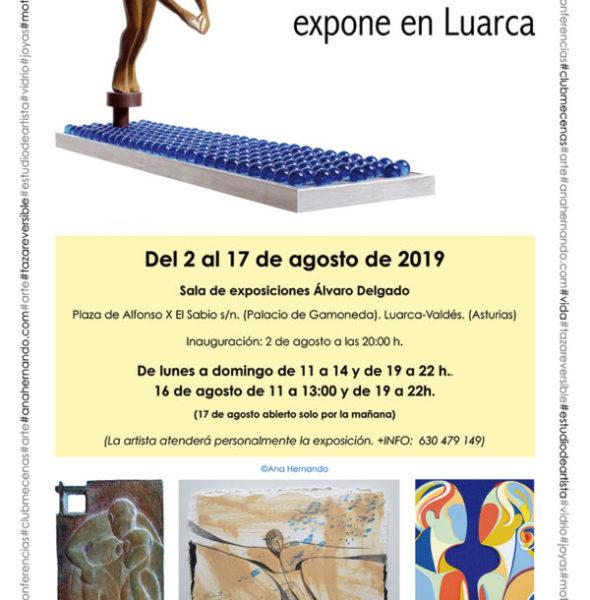Exposición de Ana Hernando