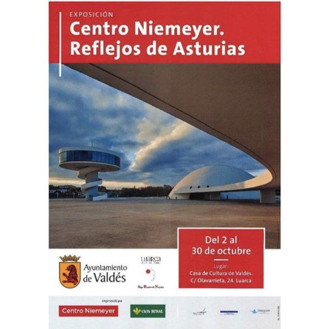 Exposición 'Centro Niemeyer. Reflejos de Asturias'