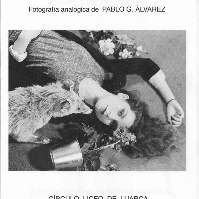 Exposición fotografía analógica
