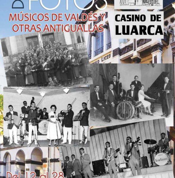 Exposición fotos antiguas 'Músicos de Valdés y otras antiguallas'
