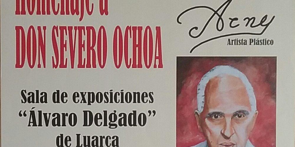 Exposición pictórica homenaje a Don Severo Ochoa