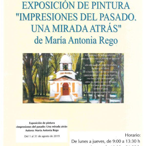 Exposición de pintura de Maria Antonia Rego