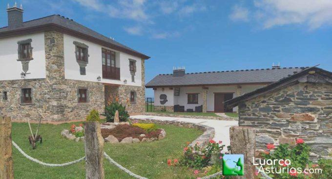 La Casa Vieja de Caneo