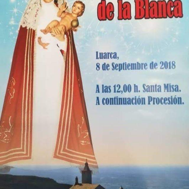 Fiestas de Nuestra Señora de la Blanca en Luarca