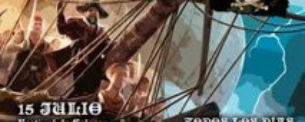 Fin de Semana Pirata en Luarca: ¡¡¡Arrrr Marineros!!!