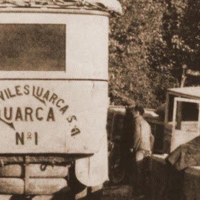 Creación de ALSA en Luarca