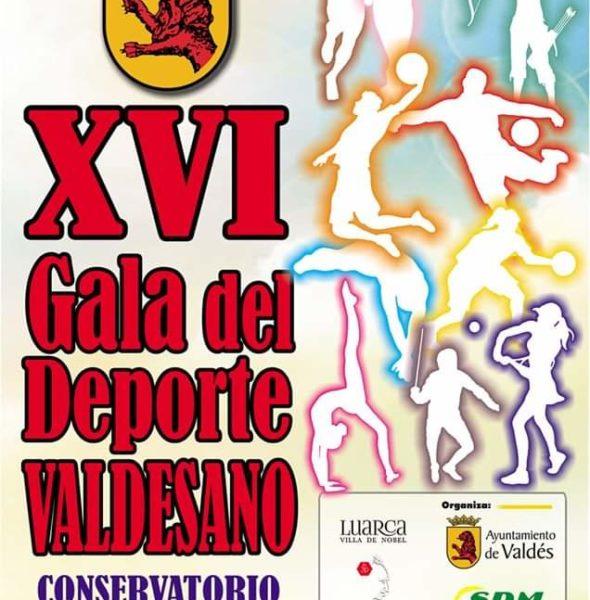 XVI Gala del deporte valdesano