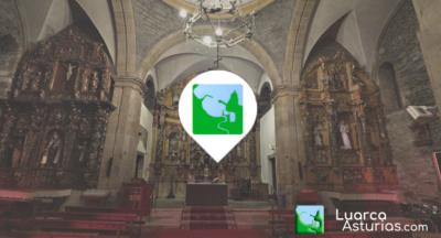 Iglesia de Luarca