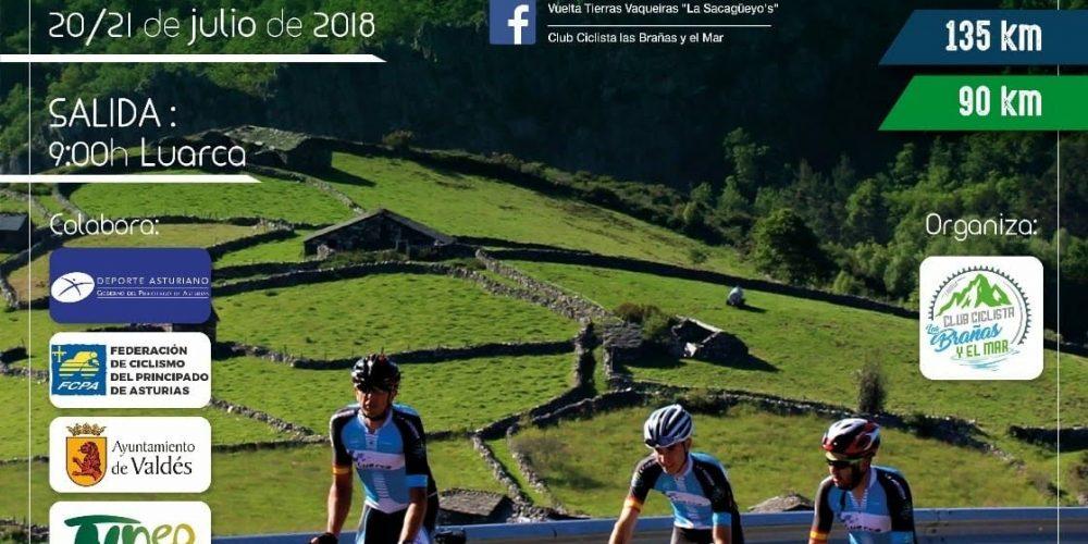 """III Vuelta Tierras Vaqueiras """"la Sacagüeyo's"""""""