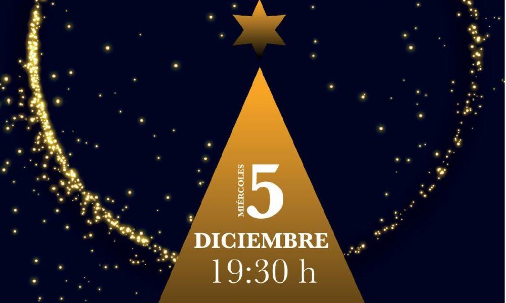 inauguracion-alumbrado-navideño-luarca-2018