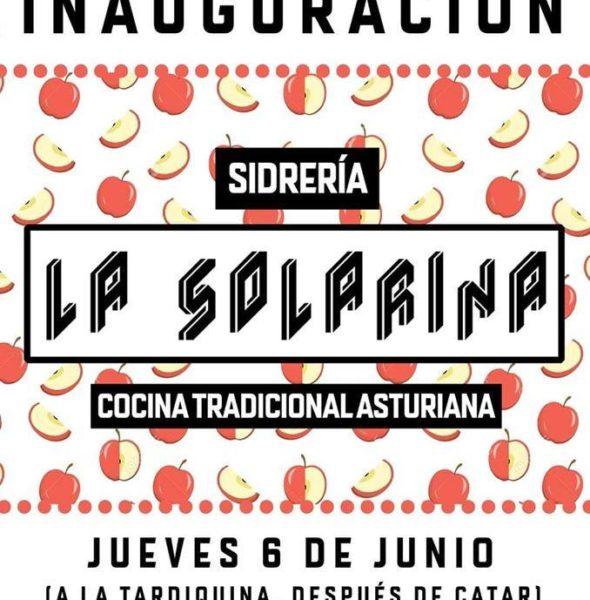 Inauguración de 'La Solarina'