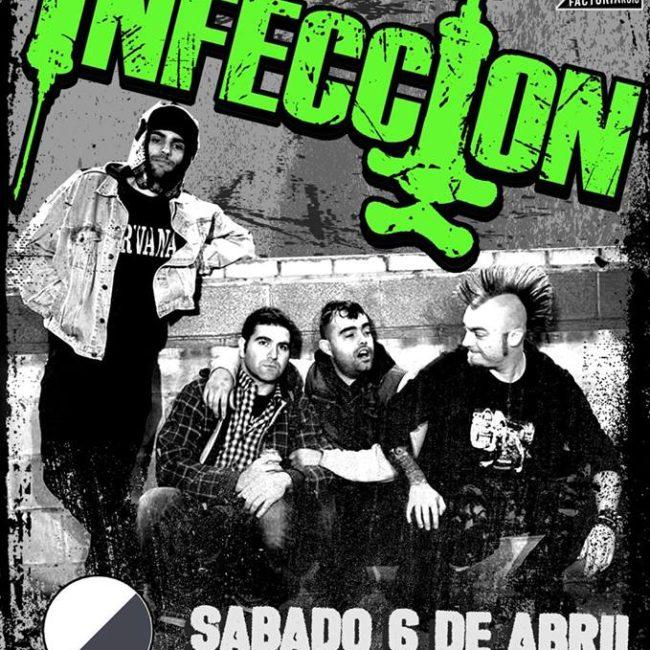 Concierto de Infeccion en El Faro