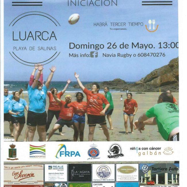 Iniciación al Rugby