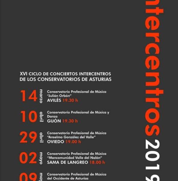Concierto Intercentros 2019