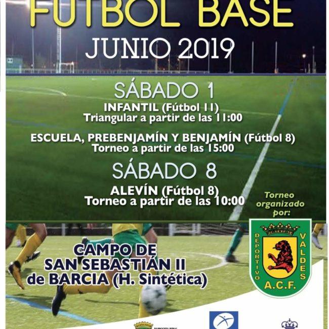 IX Torneo Fútbol Base
