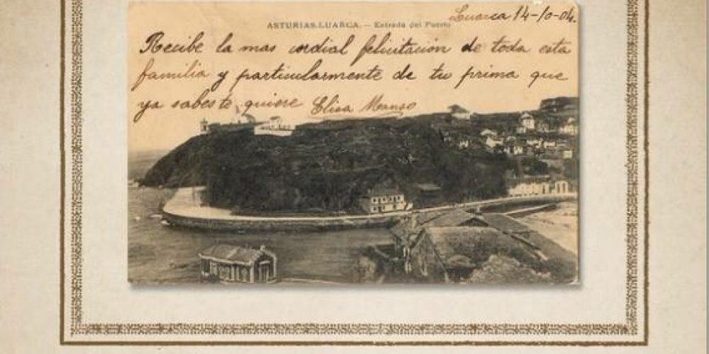 """Presentación del libro """"Luarca en la memoria. Tarjetas Postales 1900-1940"""""""