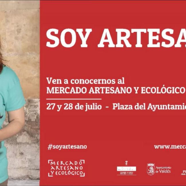 Mercado Artesano y Ecológico de Valdés