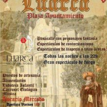 Mercado Medieval Peregrino en Luarca