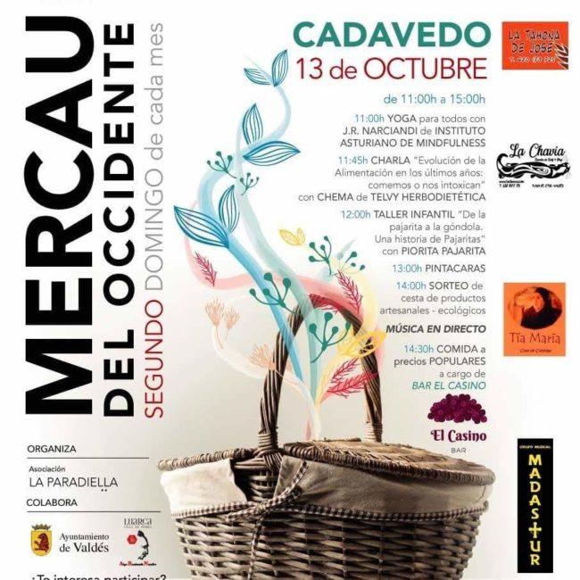 Mercado 'La Paradiella'
