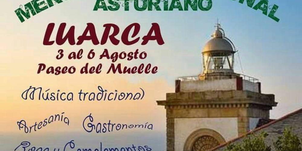 Mercado tradicional Asturiano (3 al 6 de Agosto 2017)