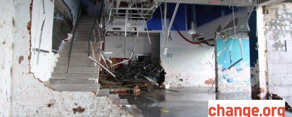 Petición en Change.org para la rehabilitación del Museo del Calamar de Luarca