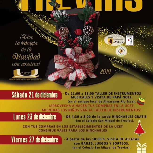 Navidad en Trevías 2019