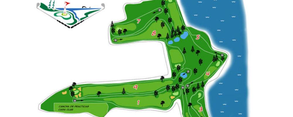 El club de Golf de Luarca homologado por la Real Federación Española de Golf