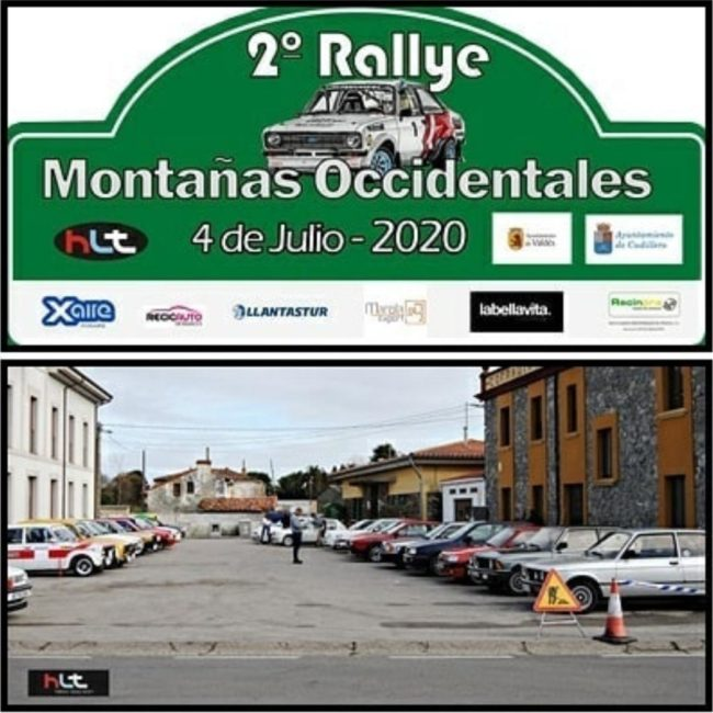 II Rallye histórico Montañas Occidentales