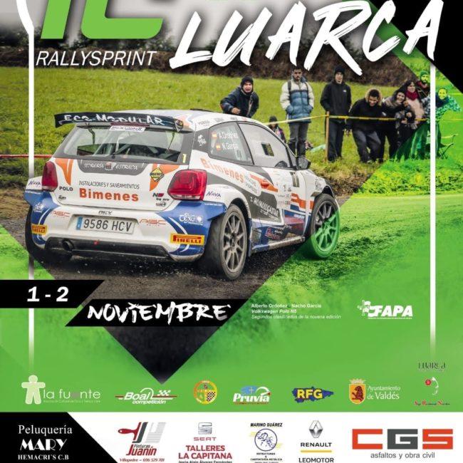 10 RallySprint  Villa de Luarca