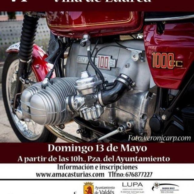 """VI reunión de motos clásicas """"Villa de Luarca"""""""