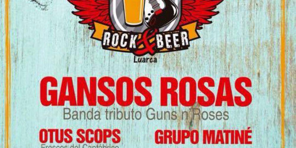 Festival de la cerveza Rock & Beer en Luarca