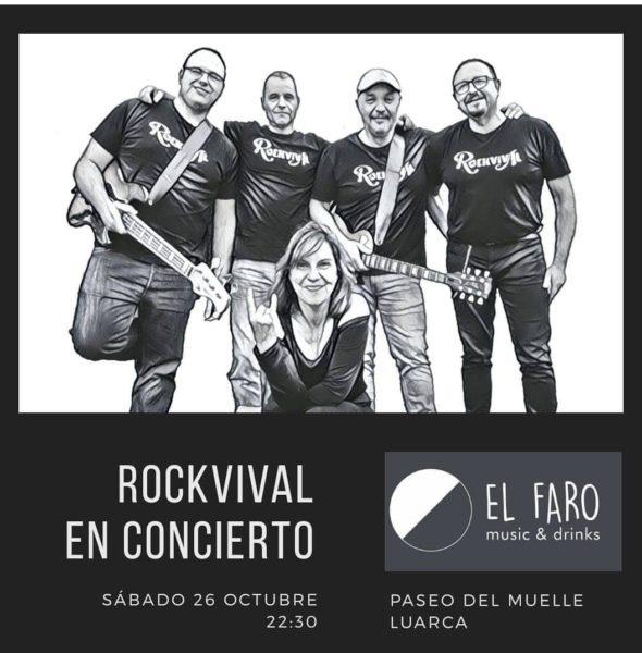 [CANCELADO] Concierto de Rockvival