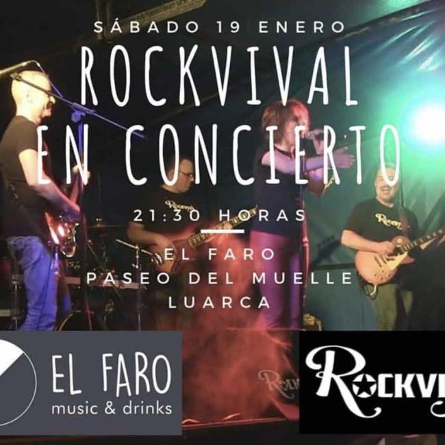 Rockvival en El Faro