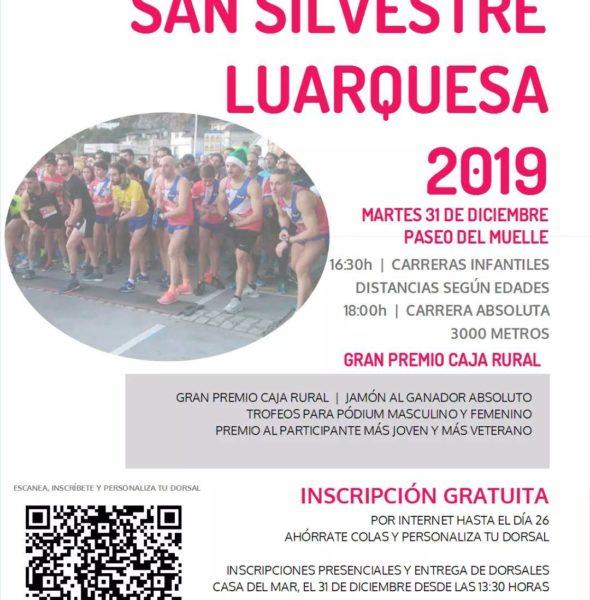 San Silvestre Luarquesa 2019