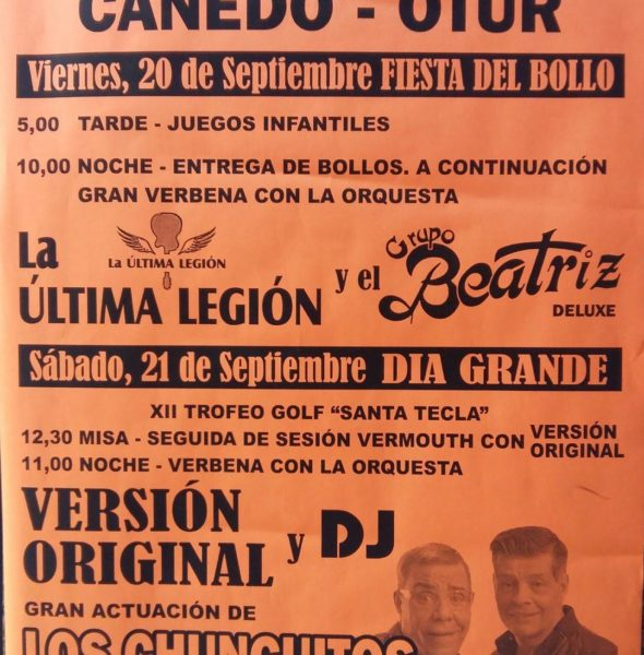 Santa Tecla 2019