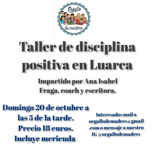 Taller disciplina positiva