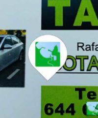 Taxi Rafa Cotarelo