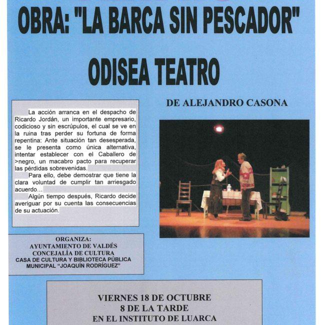Teatro 'La Barca sin pescador'