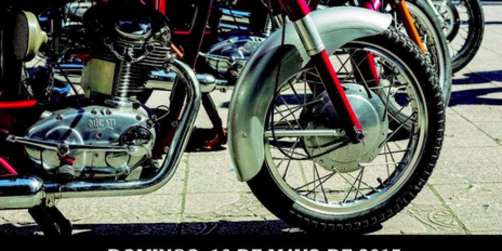 """III reunión de motos clásicas """"Villa de Luarca"""""""