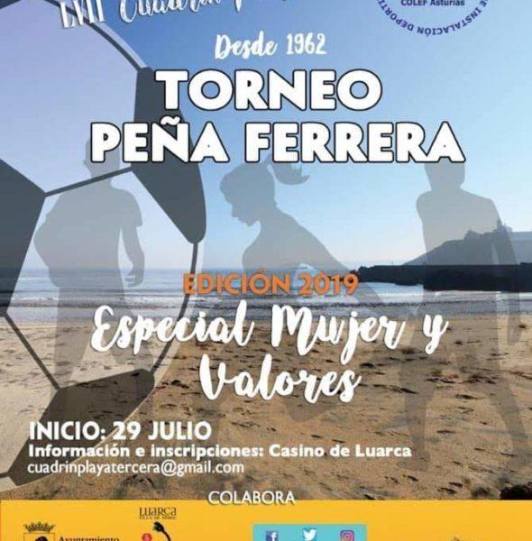 LVII Torneo Cuadrín Peña Ferrera