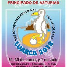 XXIV Torneo Internacional de Futbol Sala 2018
