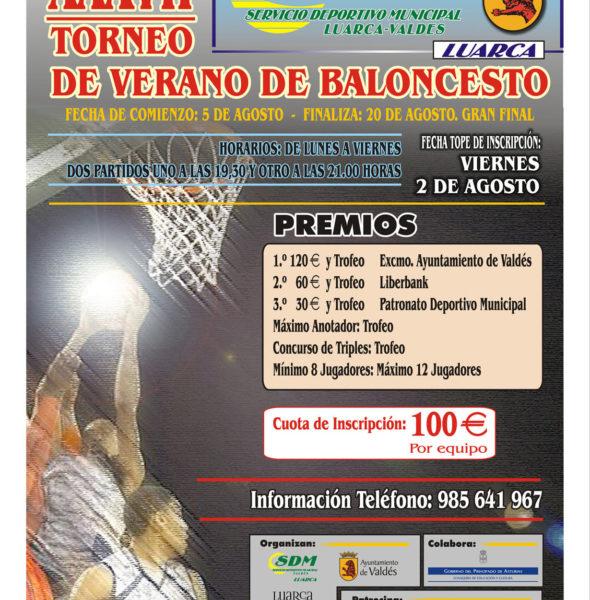 XXXVII Torneo de Verano de Baloncesto
