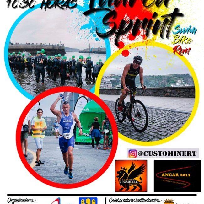 Triatlon Luarca Sprint 2019