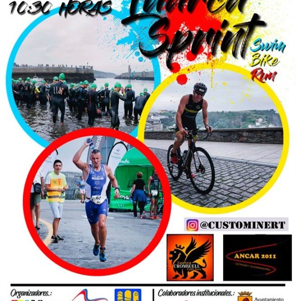 Triatlon Luarca Sprint 2019