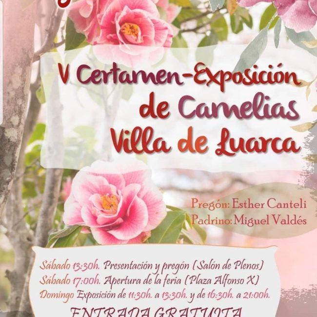 V Certamen de Camelias