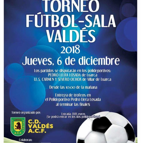 VII Torneo Futbol Sala Valdés