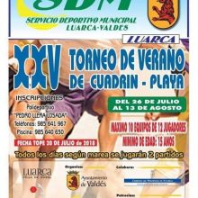 XXV Torneo de Cuadrín en Luarca