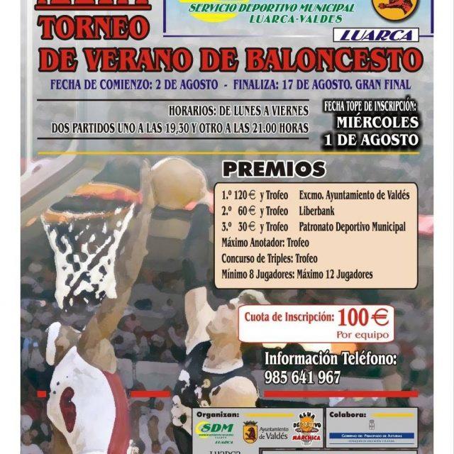 XXXVI Torneo de verano de Baloncesto